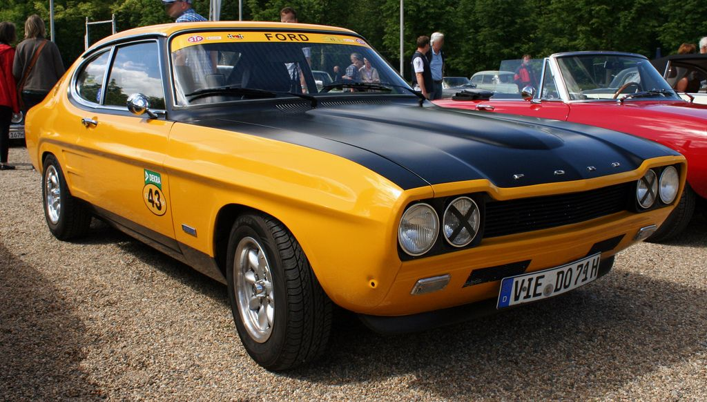 All Sizes Ford Capri Rs 2600 Flickr Photo Sharing Ford Capri Ford Cool Sports Cars