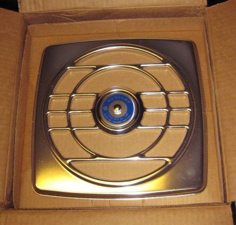 wall exhaust fan bathroom fan light