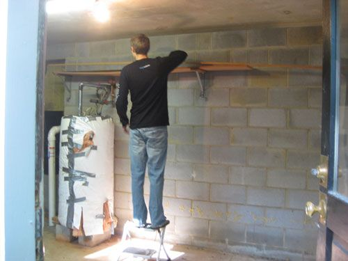 Tackling The Basement: Chapter One Waterproofing A Basement And Getting Rid  Of Mold U0026 Mildew