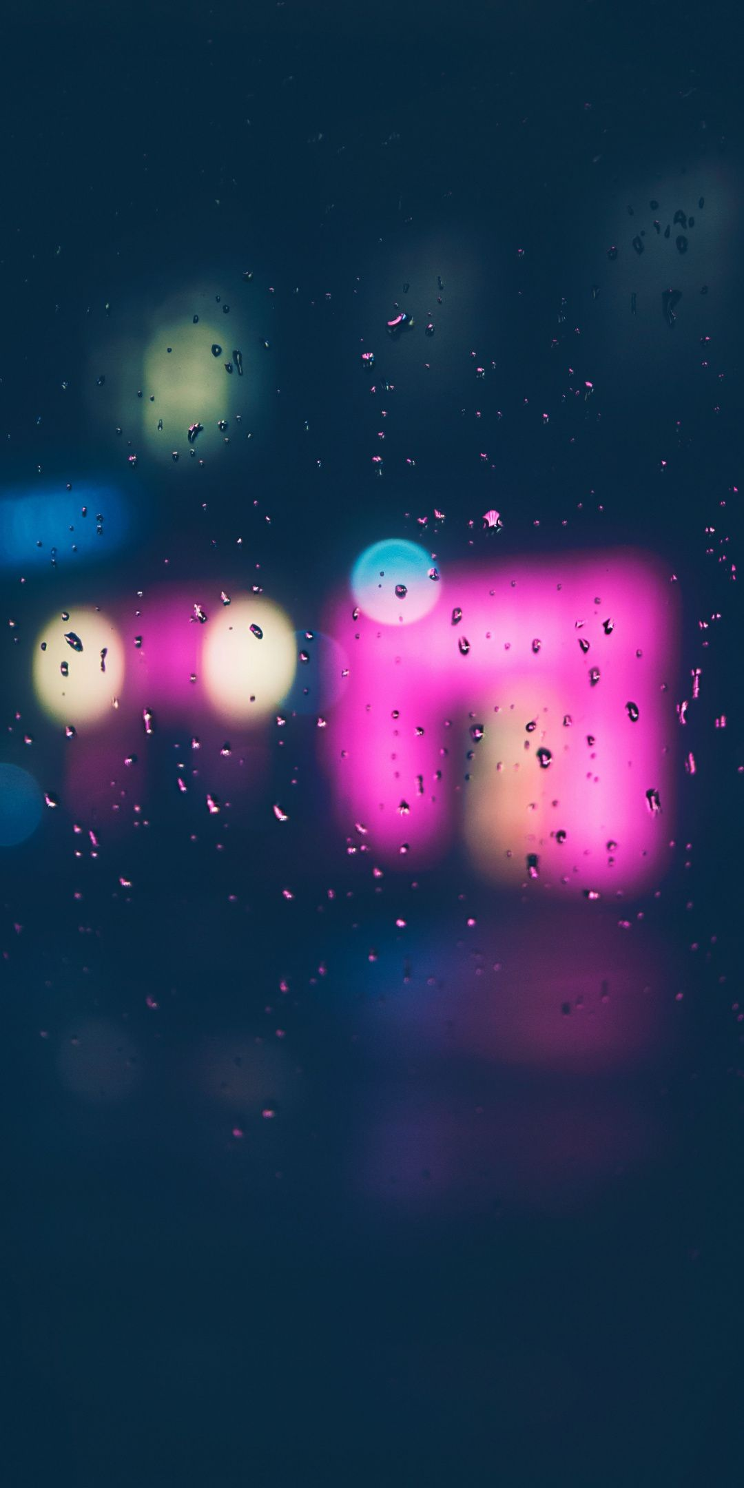 Glass Drops Bokeh Minimal 1080x2160 Wallpaper Huawei Wallpapers Scenic Wallpaper Bokeh Wallpaper
