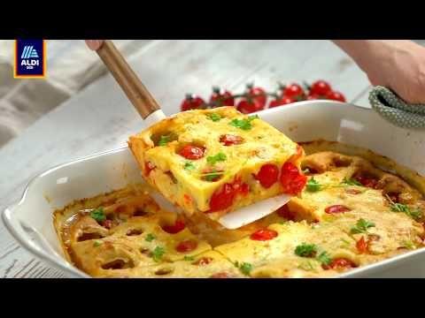 Rezept: Tomaten Clafoutis | ALDI SÜD