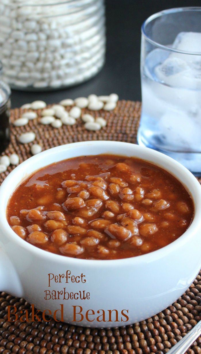 Perfect Barbecue Baked Beans