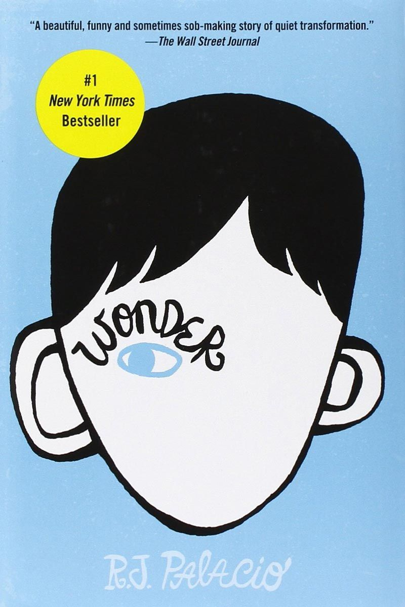 Wonder By R J Palacio Ebook Epub  Pdf  Prc  Mobi  Azw3 Free Download