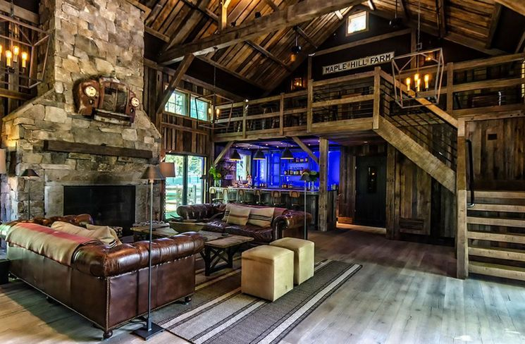 hunting and fishing man cave - Google Search