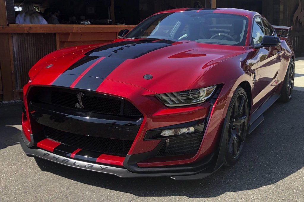 Ford Mustang In 2020 Ford Mustang Shelby Gt500 Mustang Shelby Ford Mustang Shelby