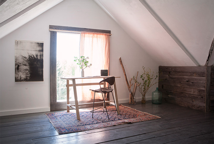 Indoors Outdoors Home Attic Rooms Small Attic Room