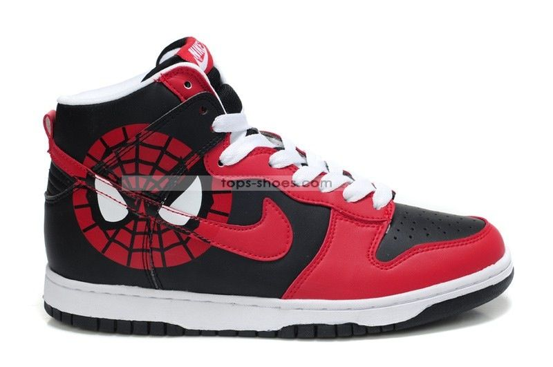 spider man gym shoes