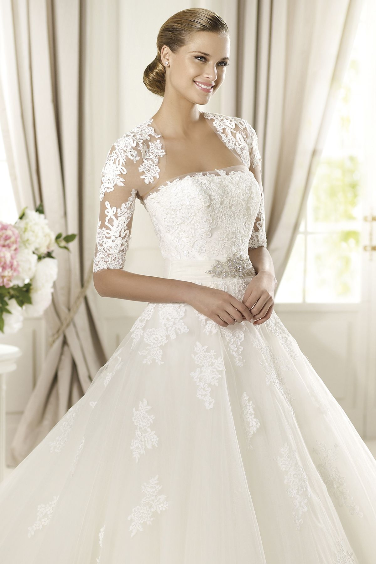 Pronovias Domingo - You can email us at www.appointments@getagown ...