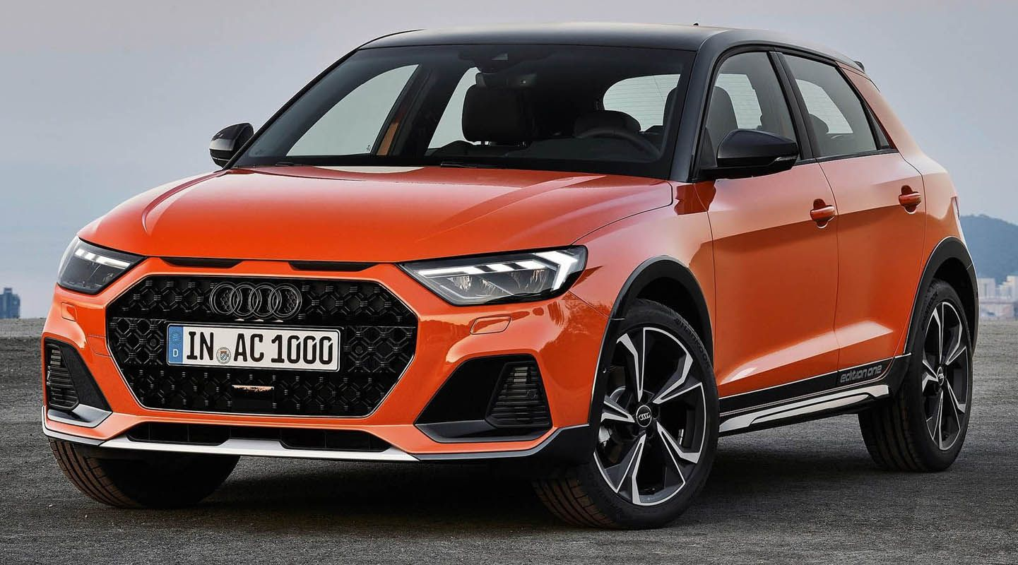 Xtomi Imagines The Audi A1 Allroad Quattro Rs1 Clubsport Quattro