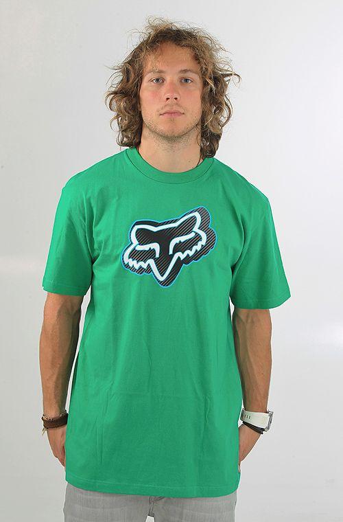 FOX Syndicate t-paita Green 35,00 € www.dropinmarket.com