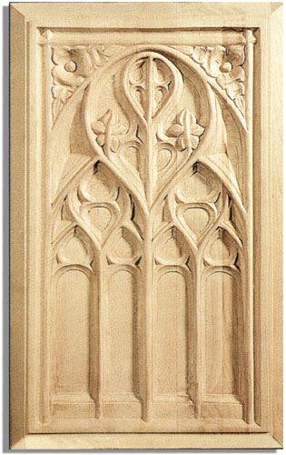 Gothic Door Panel Wood Carvings Wood Door Panels Carved Doors Wood Panel Doors