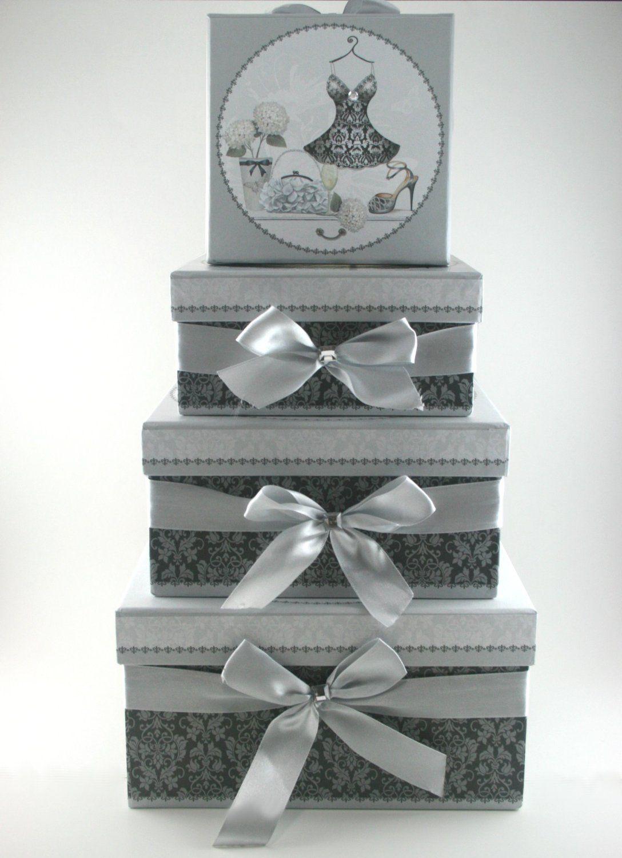 DIY Decorative Storage Boxes (With images) Decorative