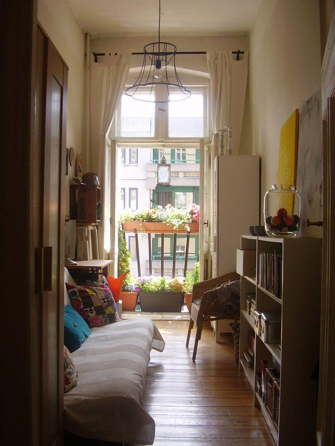 Vorher Multifunktionszimmer   Wohn schlafzimmer ...
