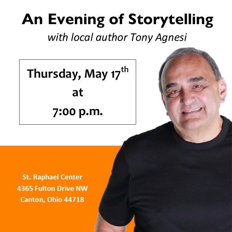 Canton, Ohio friends! I'm looking forward to giving a