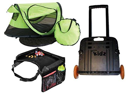 Kidco Peapod Plus Travel Set Kiwi Travel Trays And Setss