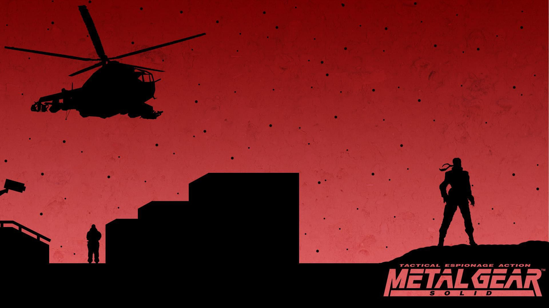 Metal Gear Matching Wallpapers To Cycle Through Metal Gear