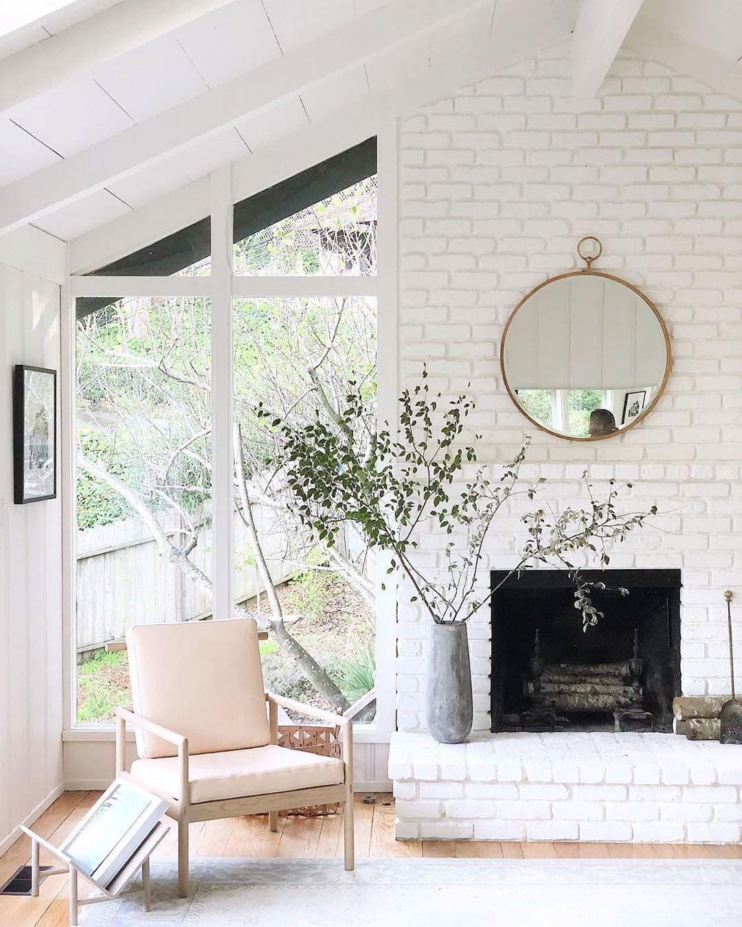 "Lifestyle & Goods on Instagram: ""Windows + Plants = Dream House . Reposted from @apartment_34 . . . . . . . . . . . . . . . #mymidcenturymix #mycrispcasa…"""