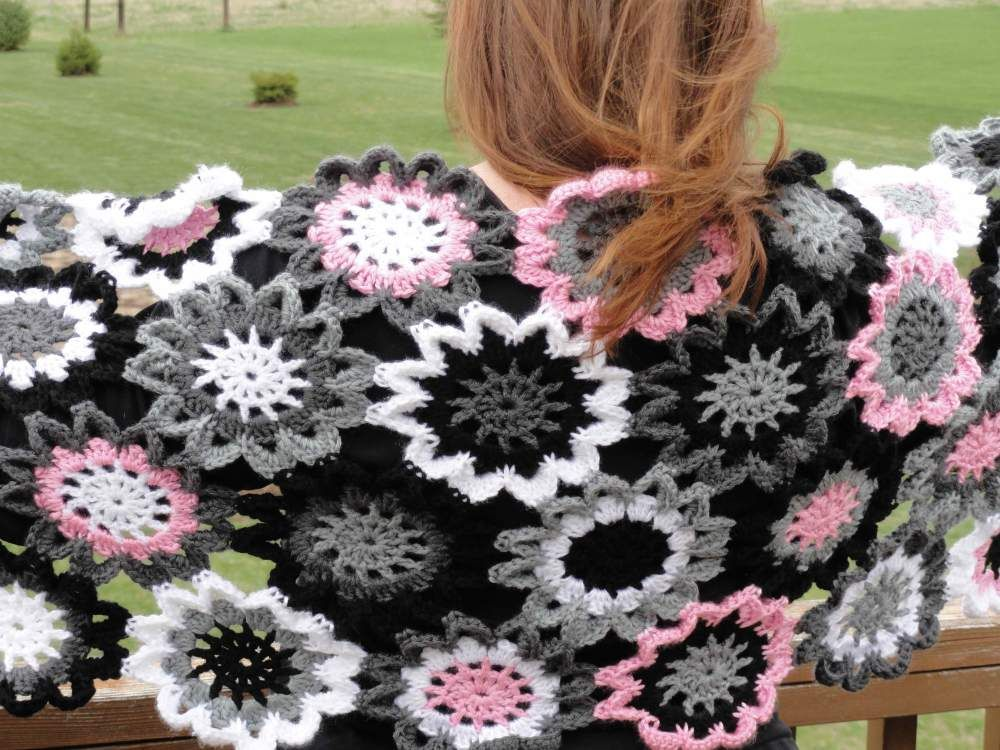 Free Pattern What Someone Can Do With These Crochet Japanese