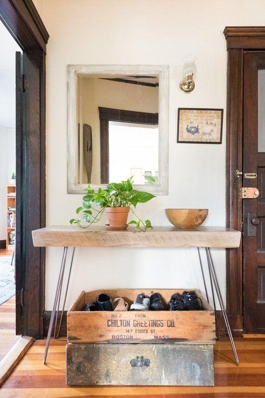 Our favorite entryways foyers small hallwaysentryway ideasentryway decorapartment therapyapartment livingboston housestore
