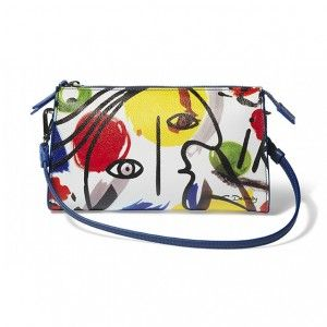 "Caroline Dechamby, ""Le Regard* shoulder bag"