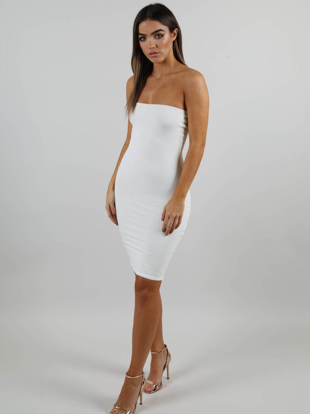 417c5fedc74 AYM studio clothing bodycon midi length tube dress. Perfect for both party  wear, special