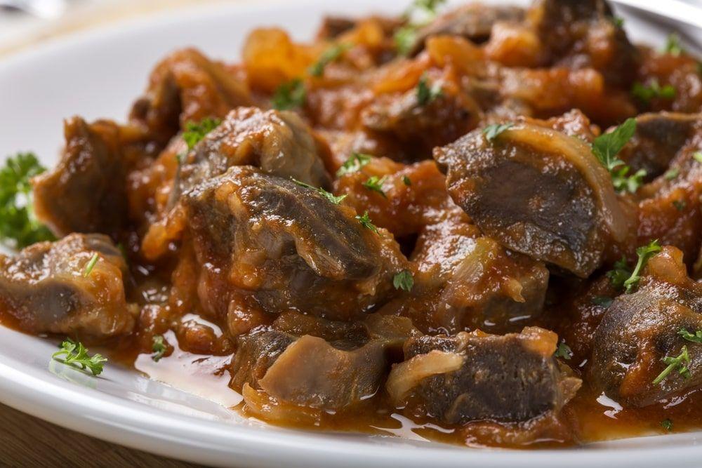 Chicken Gizzard Healthy Chicken Gizzard Stew Fried Chicken Gizzard Recipe Chicken Gizzards Gizzards Recipe Gizzard Stew Recipe