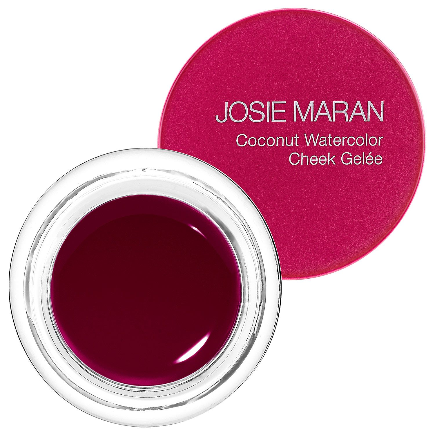 Josie Maran Coconut Watercolor Cheek Gelee Blush Sephora