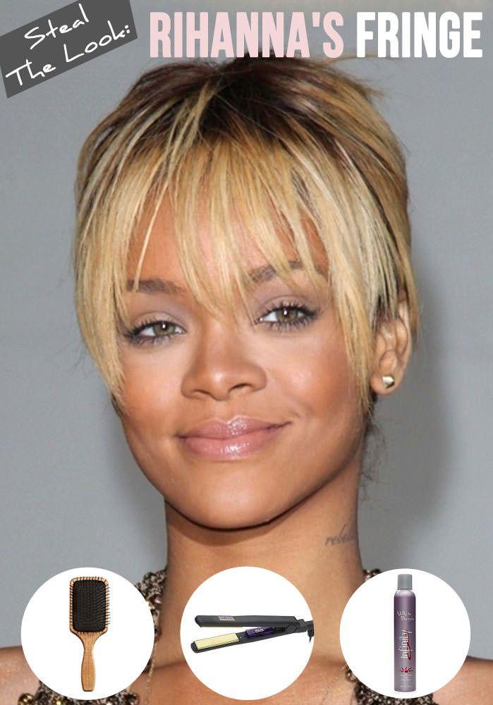 Tremendous 1000 Images About Fabu Fringe On Pinterest Fringes Shannyn Short Hairstyles For Black Women Fulllsitofus