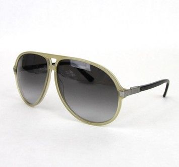 31c1d1194f Get the lowest price on Gucci Aviator Sunglasses GG1646 s 75UN6 Black Beige  W O Box! NEW Authentic and other fabulous designer clothing and accessories!