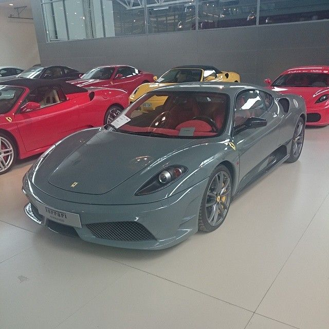 Ferrari F430: Swung By Autoropa, What Do You Think Of This Grey 430