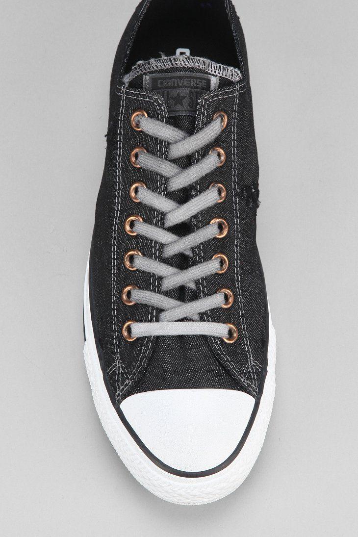 455d1997233bd6 Converse Chuck Taylor All Star Denim Low-Top Men s Sneaker