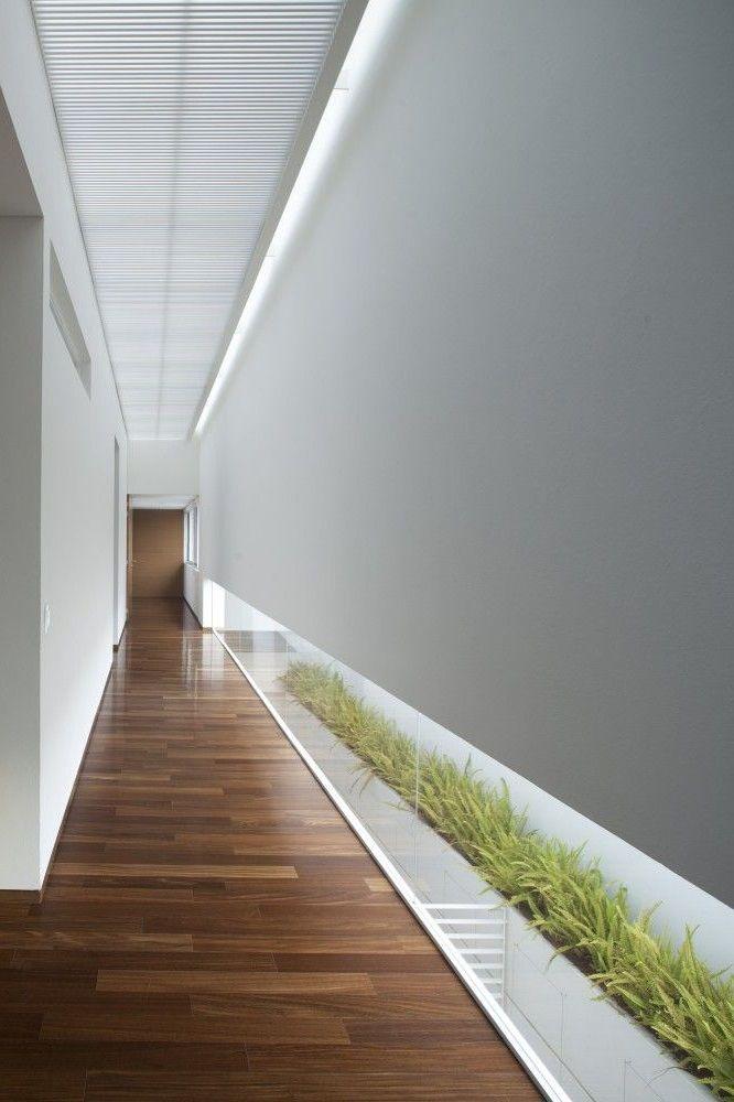 decoración de pasillos Arquitectura Pinterest - decoracion pasillos