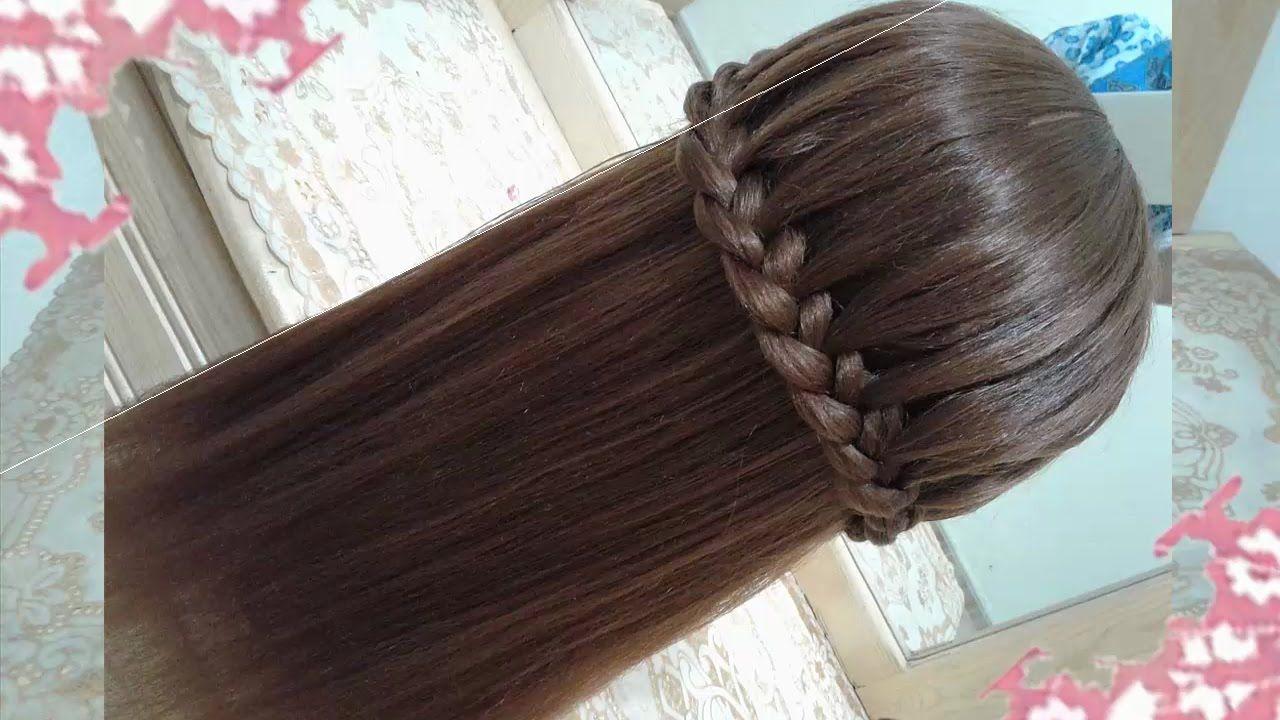 Peinados De Cabello Largo Recogido