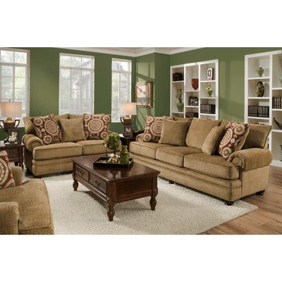 Albany Living Room Collection & Reviews  Wayfair  Living Room Pleasing Furniture Designs For Living Room Review