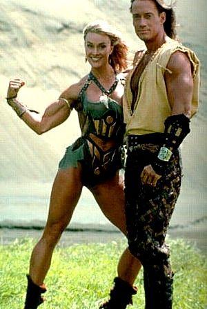 Xena Warrior Princess Costume Replica Atalanta is a Greek at...