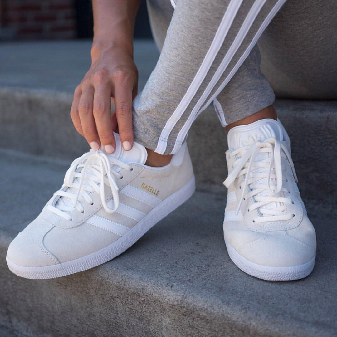 Chic shoes, Sneakers, Adidas gazelle