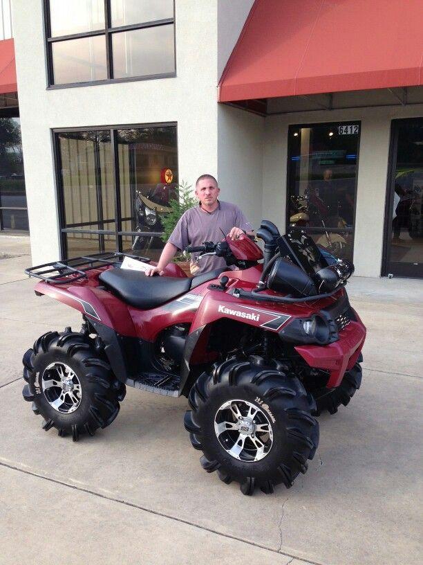 Thanks to Scott Freeman from Richton MS for getting a 2009 Kawasaki