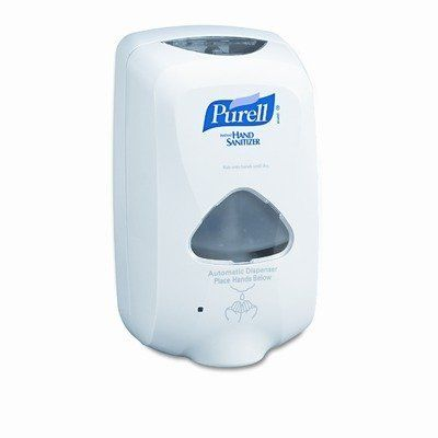 Purell Tfx Touch Free Dispenser 11 Hand Sanitizer Dispenser