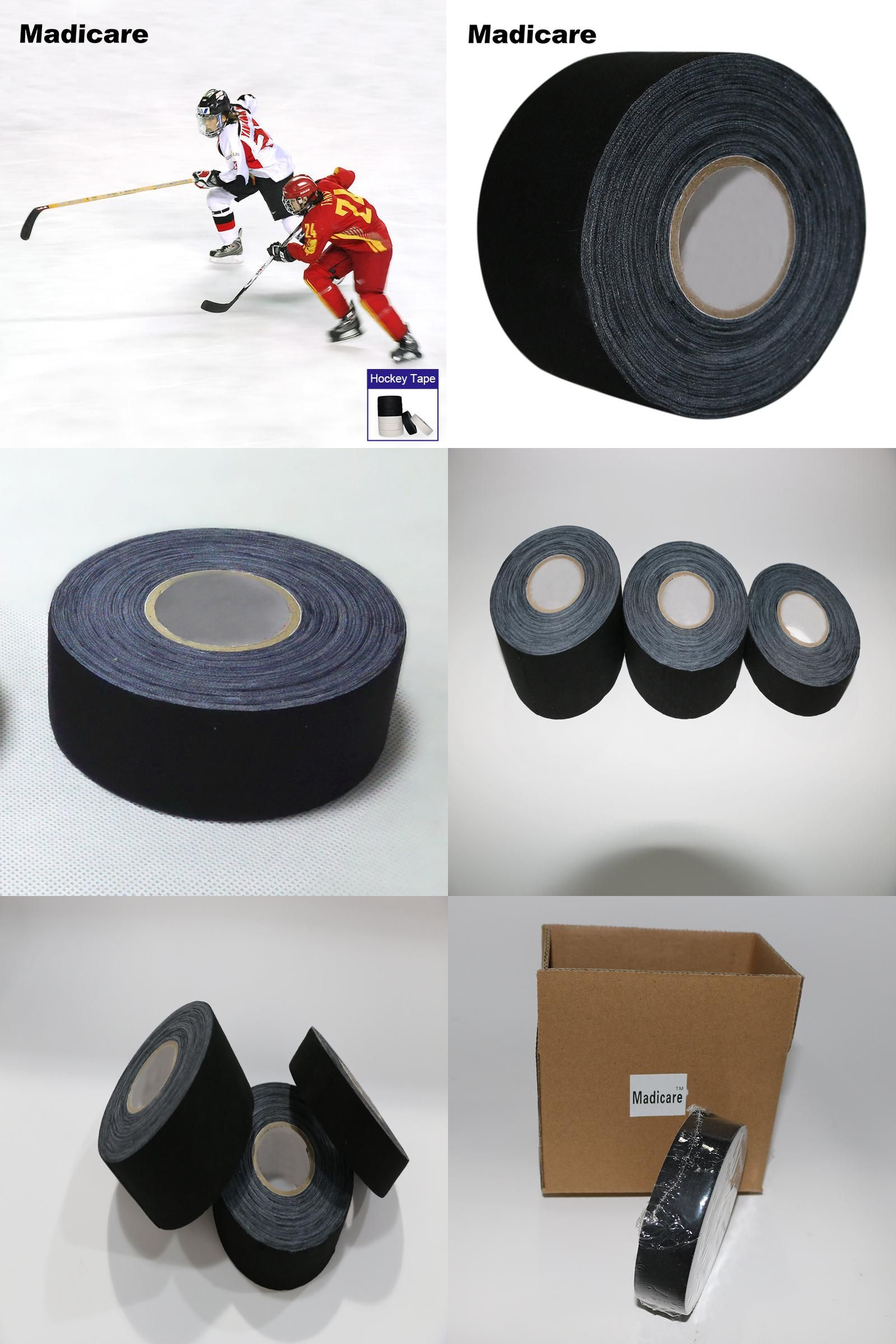 Visit To Buy Sports Fabric Hockey Tape Ice Hockey Stick Training Tools Winter Sports Hockey Tape Match Knee Pads Hockey Hockey Tape Hockey Stick Sport Hockey