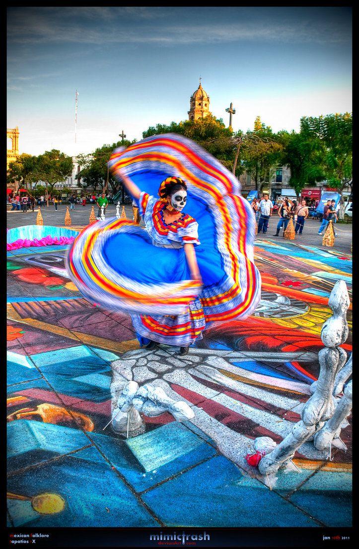 Mexican Folklore - T IX by mimictrash on DeviantArt
