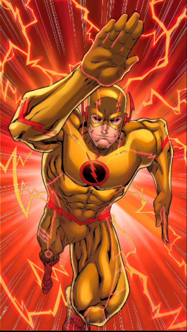 Pin By Anthony Figaro On Dc Reverse Flash New 52 Reverse Flash Flash Wallpaper