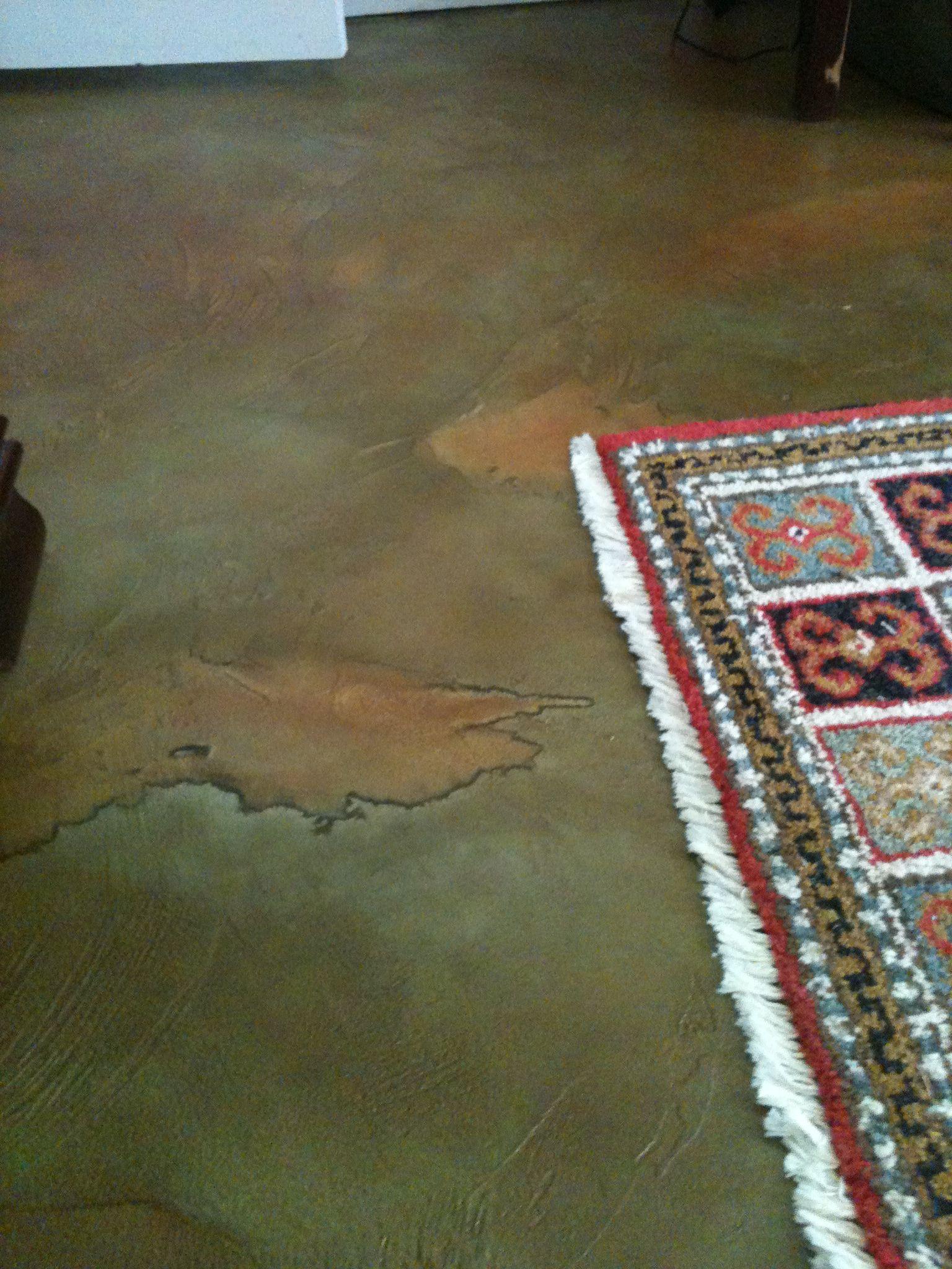 How To Sand Concrete Floor