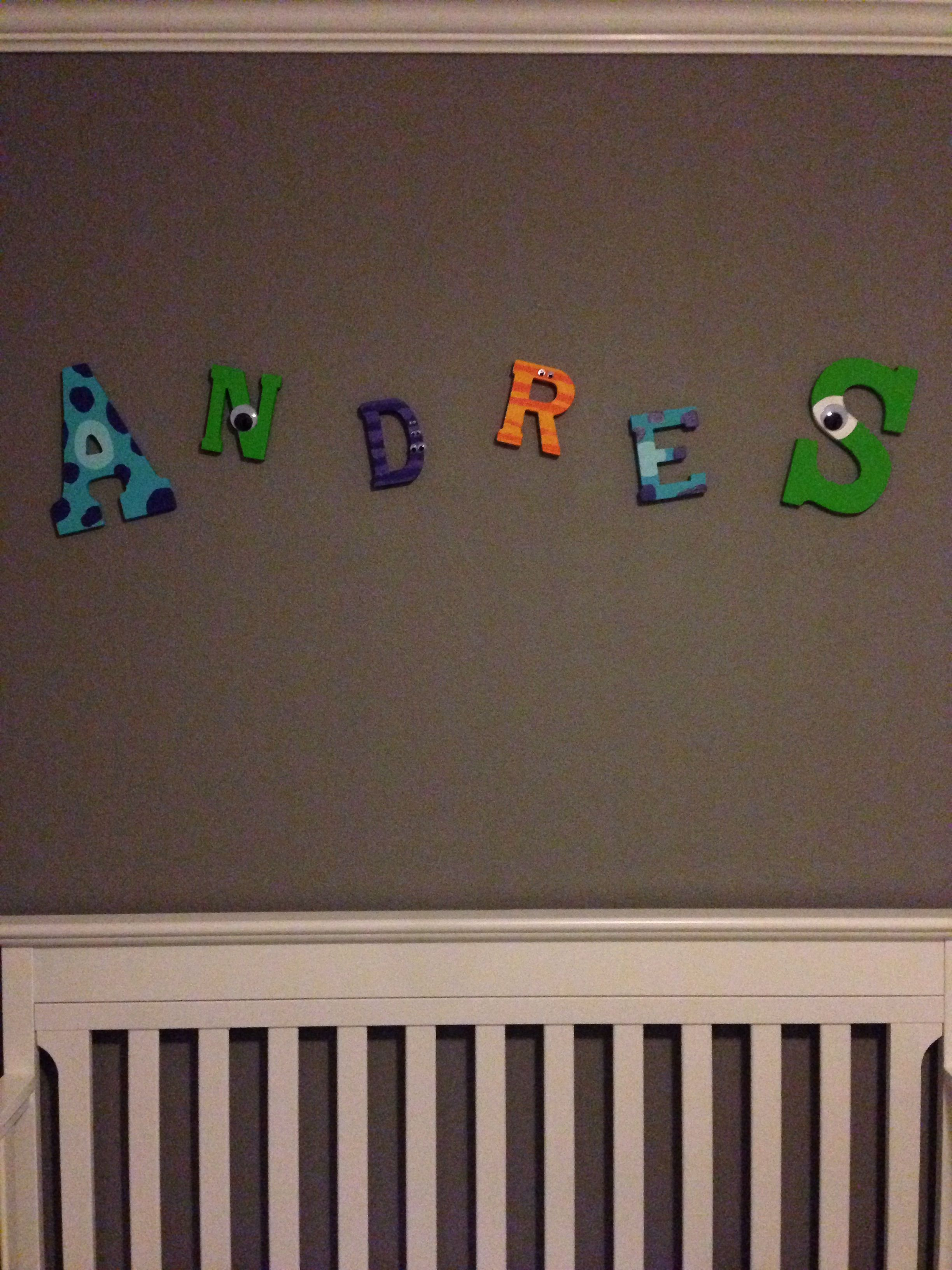 Pin By Angelica Campos On Nursery Ideas Monsters Inc Baby Baby Boy Shower Favors Newborn Room
