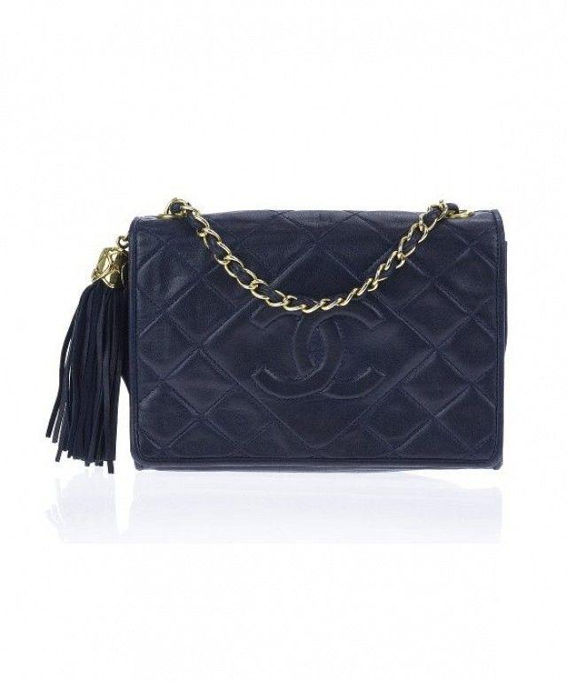 Chanel Tassel Medium Flap Bag