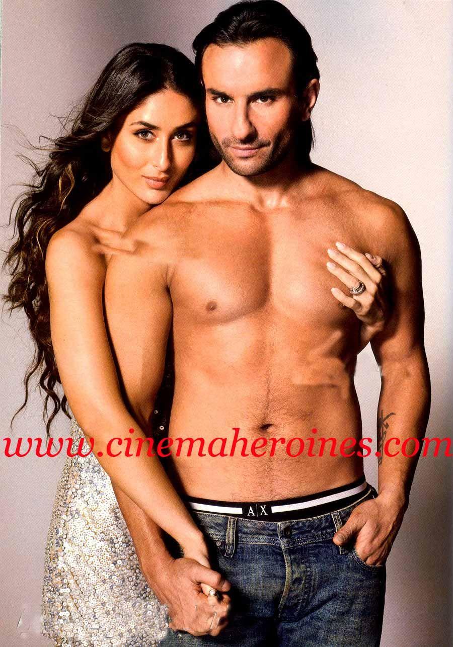 Kareena Kapoor  Saif Ali Khan - Not A Huge Kareean Fan