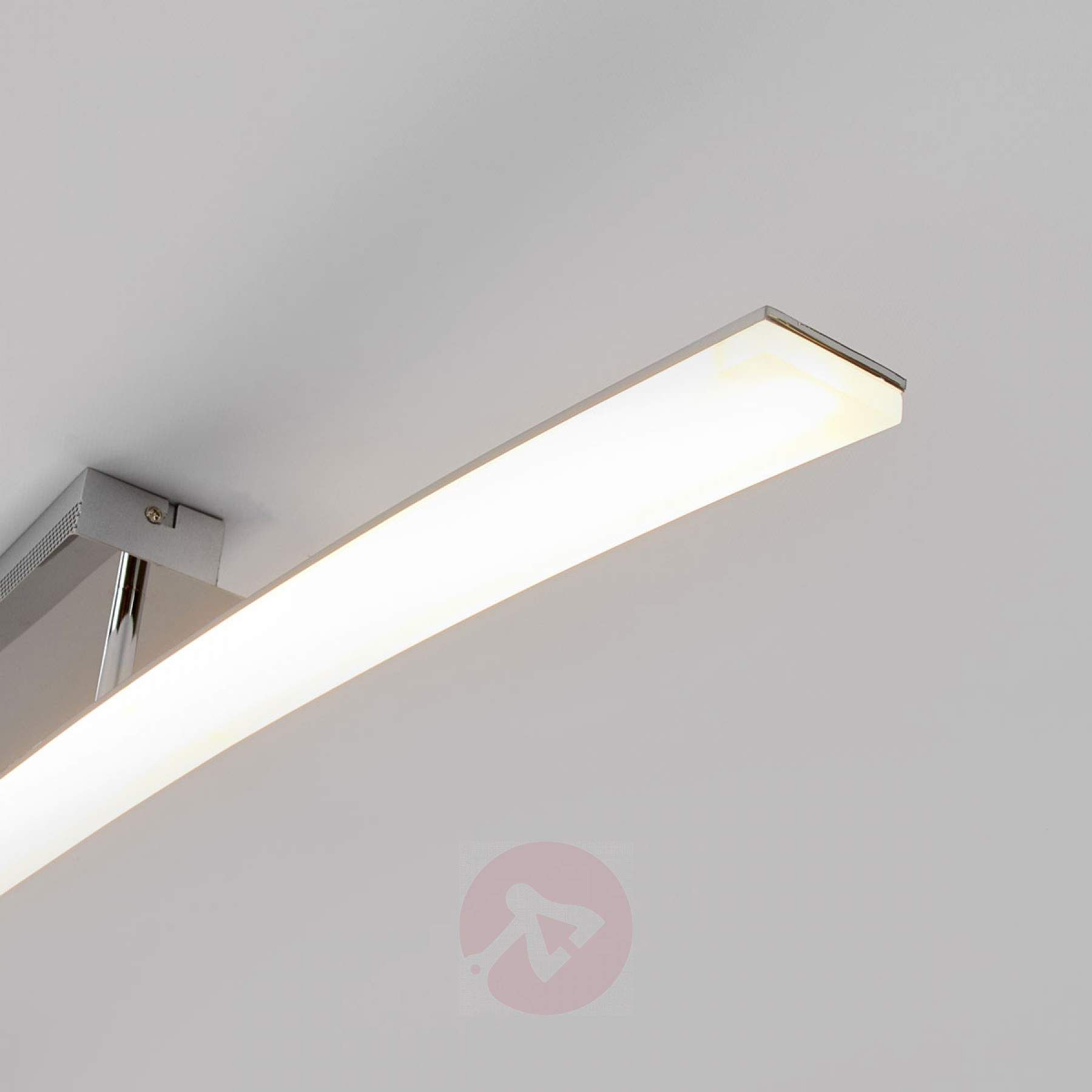 Curved Led Ceiling Light Lorian 9984009 01 Ceiling Lights
