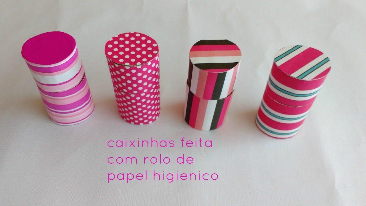 Pin De Renata Fernanda Em Diy Com Rolo De Papel Higienico Em 2020