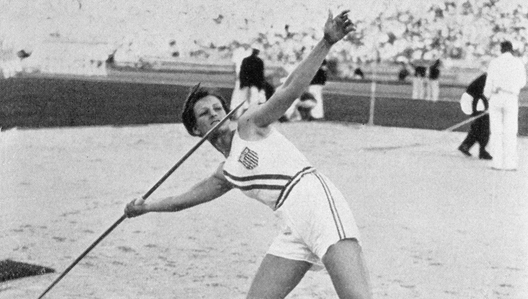 Babe Zaharias in 2020 Track and field, Olympics, Athlete