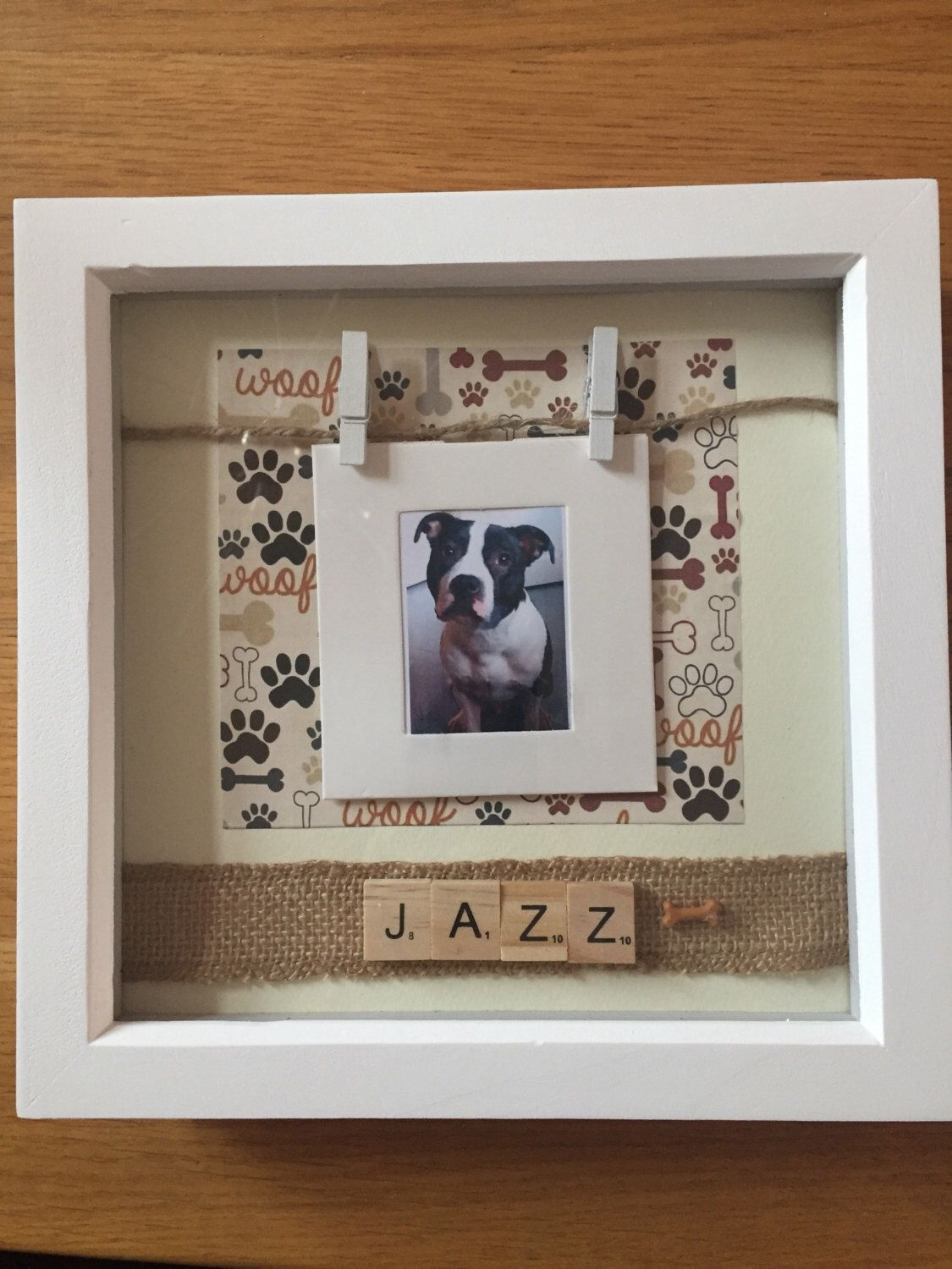 Pin By Sarah Stanger On Phunkboutique Dog Shadow Box