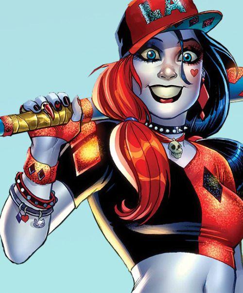 harley quinn new 52. batter up! | Art | Pinterest | Harley ...
